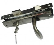 Expert Lock body with Fealty 90 ABB handles